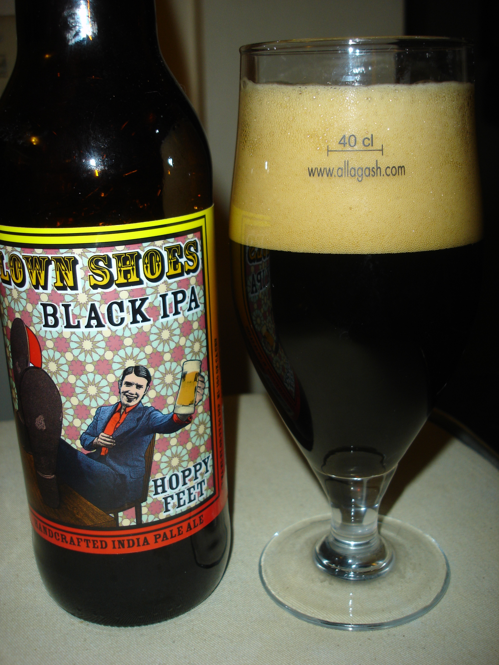 Black Clown Shoes Clown Shoes Black Ipa Hoppy
