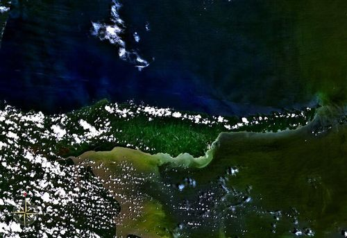 Paria_Peninsula_NASA