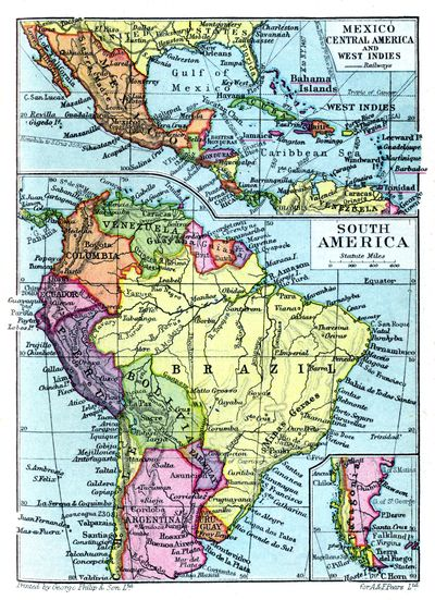 Map%20of%20Mexico%20Central%20America%20and%20West%20Indies%20South%20America%201926