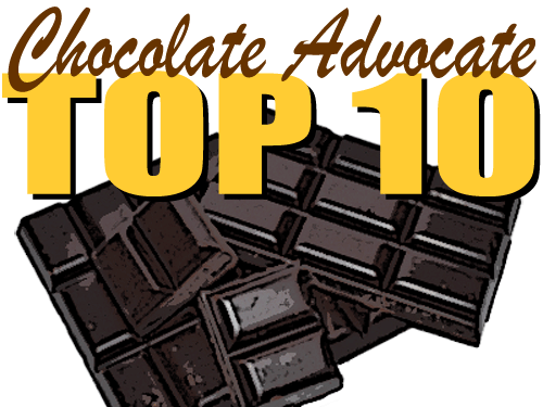 Chocolate Advocate Top 10